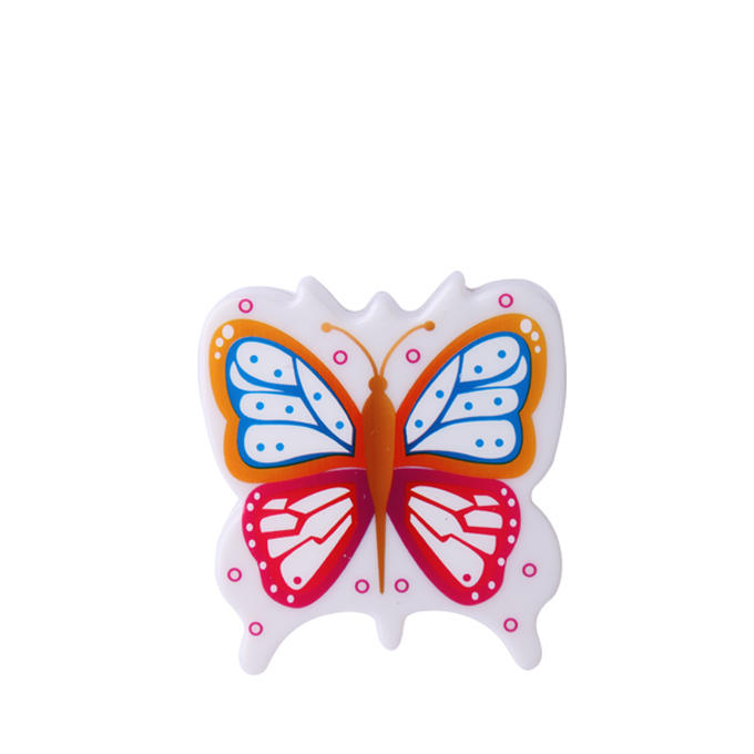 butterfly shape 4 SMD mini switch plug in night light with 0.6W 3SMD AC 110V or 220V W058