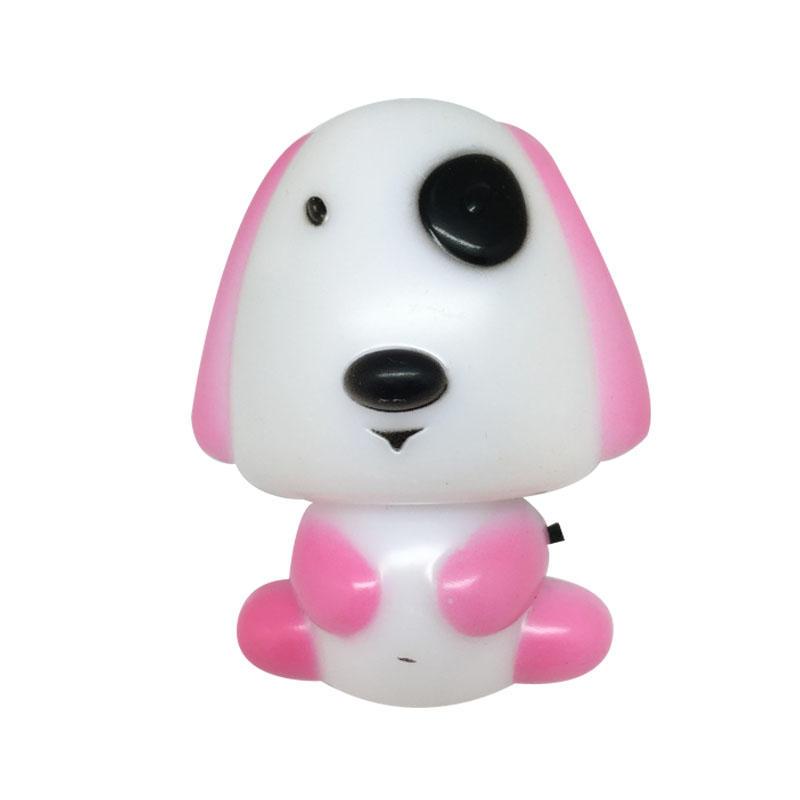 OEM Rest Night Light For Baby Kids Toddler Cute Cartoon Skateboarding Dog Animals switch plug in lighting W031