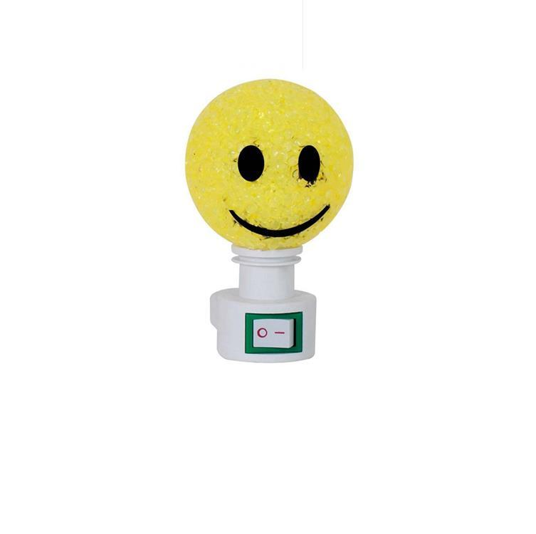 OEM A31-S smile face EVA mini switch nightlight CE ROHS approved HOT SALE promotional gift items