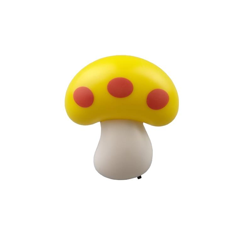 hot sale OEM W116 The mushroom lamp switch plug in led night light For Baby Bedroom wall decoration