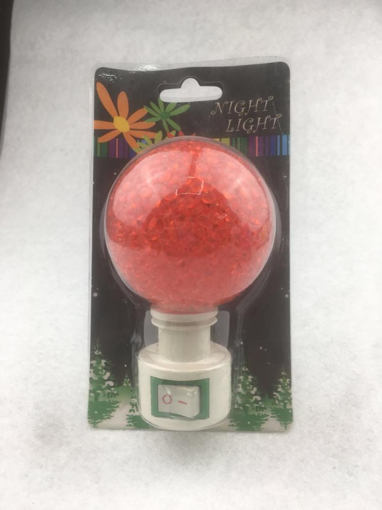 A31-F football EVA mini switch night light CE ROHS approved promotional gift items