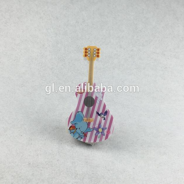 guitar lamp cute gift mini switch plug in night light For Children Baby Bedroom W060