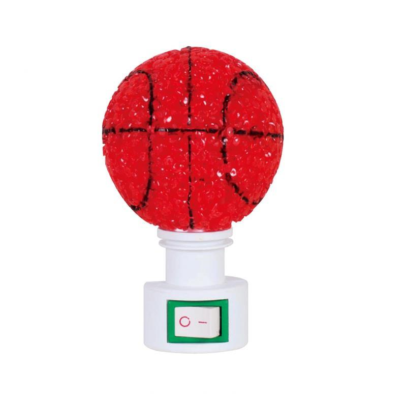 OEM A31-B Basketball EVA mini switch nightlight CE ROHS approved HOT SALE promotional gift items