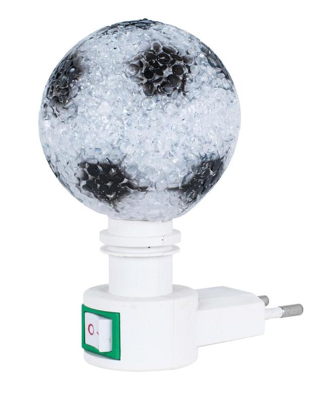OEM football EVA mini switch night light CE ROHS approved promotional gift items A31-F