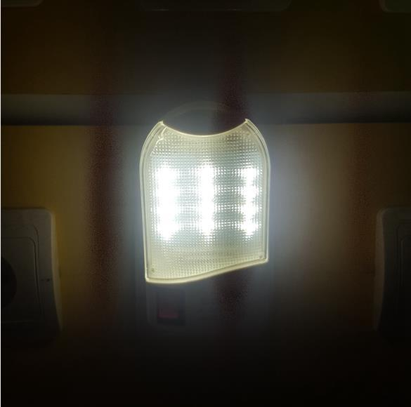 hot sale OEM W107 US mini oval arch switch plug in led night light For Baby Bedroom wall decoration