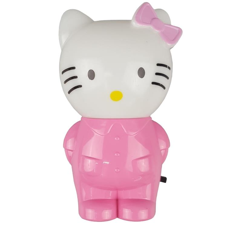 hot sale OEM W119 kitty cat or rabbit lamp switch plug in led night light For Baby Bedroom child gift