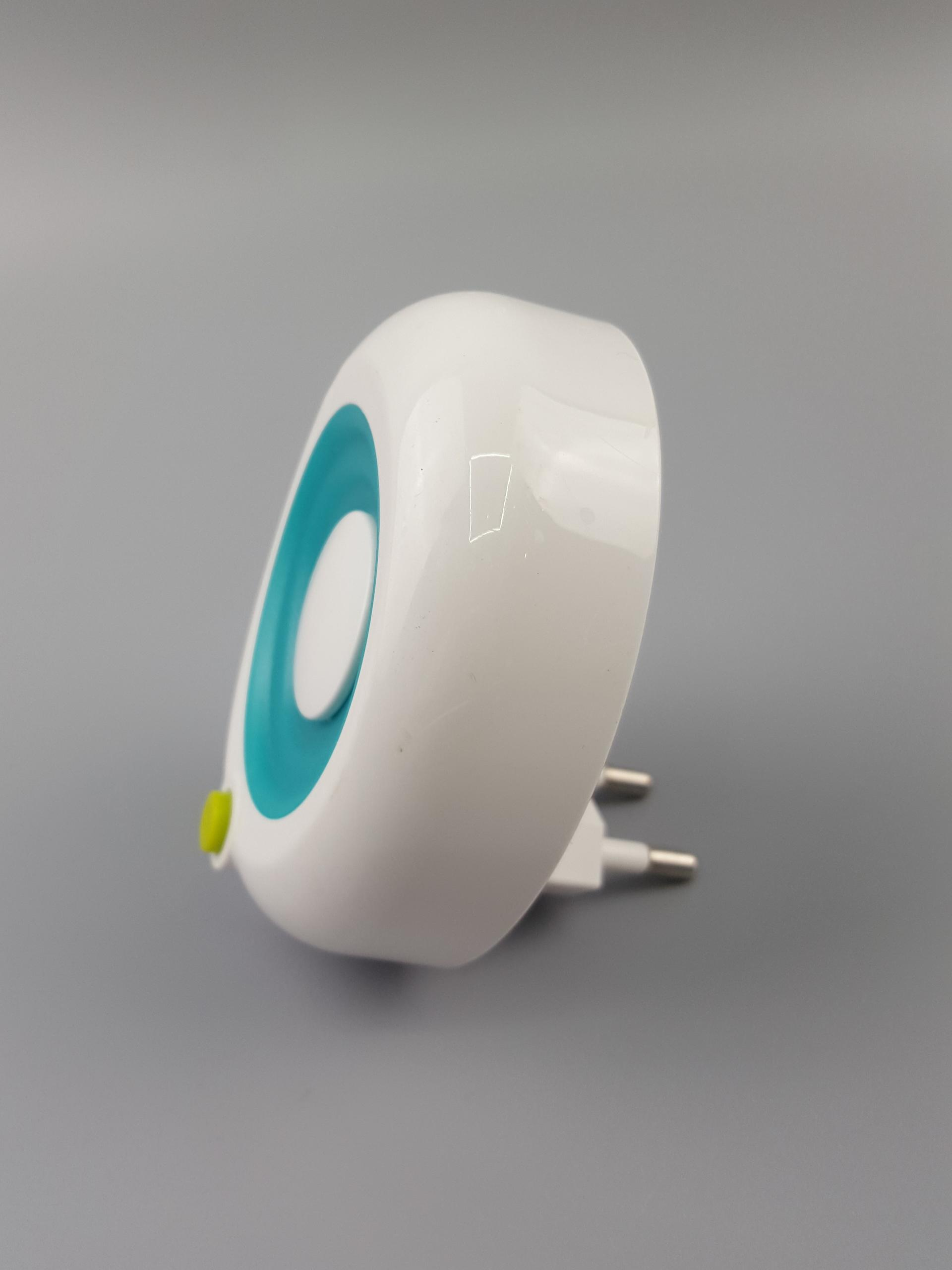 W113 mini the bird's nest lamp switch plug in led night light For Baby BedroomChildren gift wall decoration