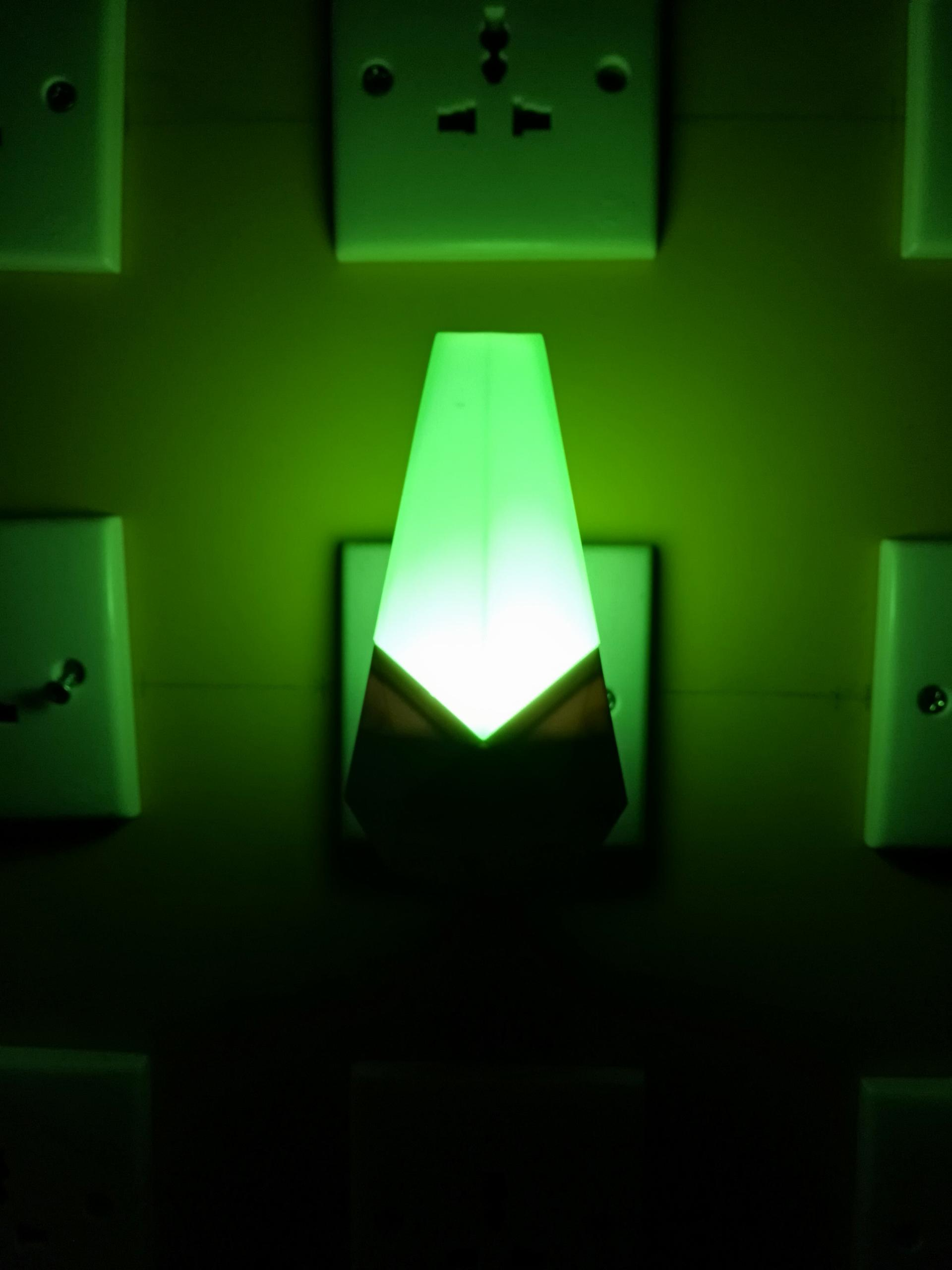 OEM 0.6W ACW054 4 SMD mini switch Sensor plug in night light