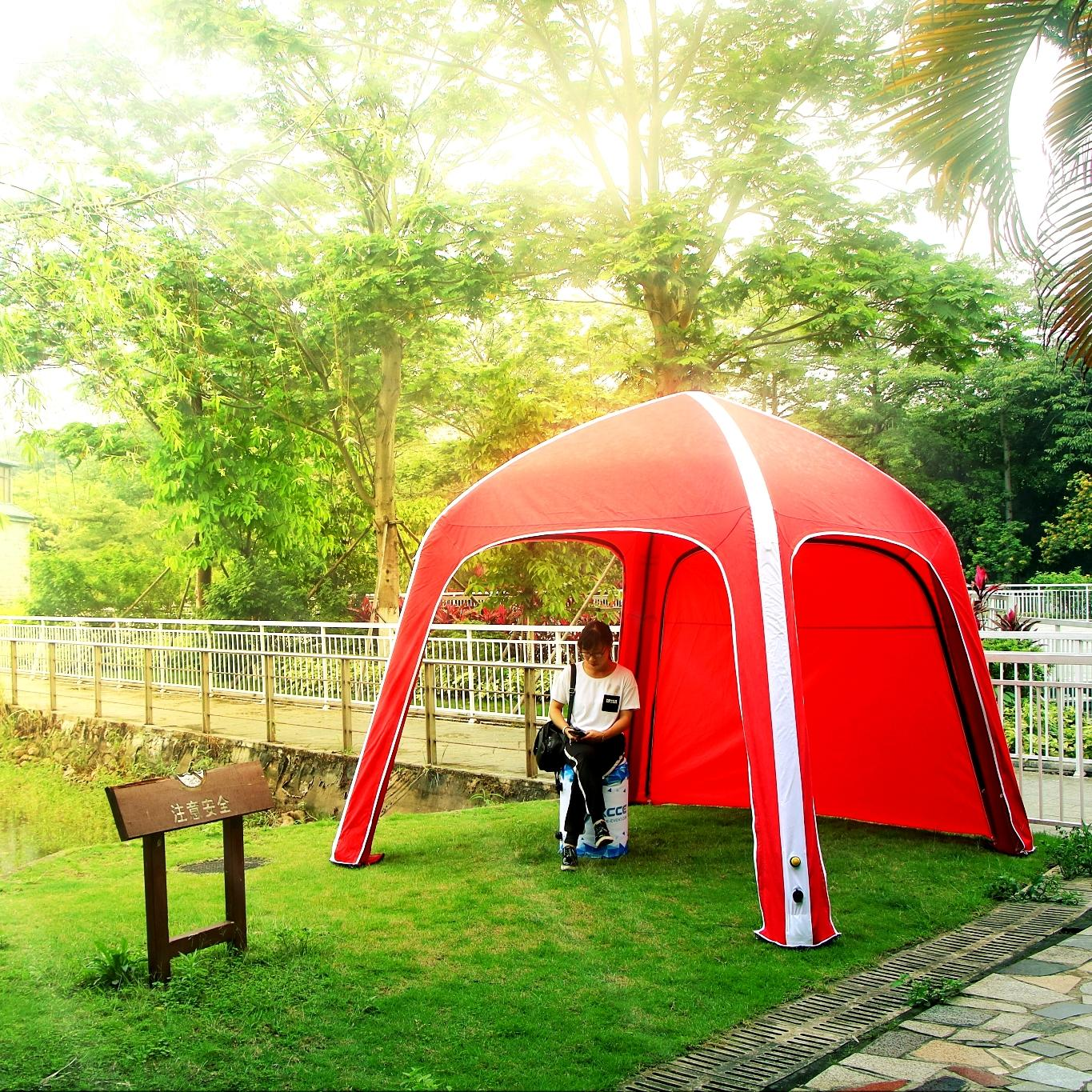 New Promotion Low Price Customized Customized Size advertising tent Wholesale from China