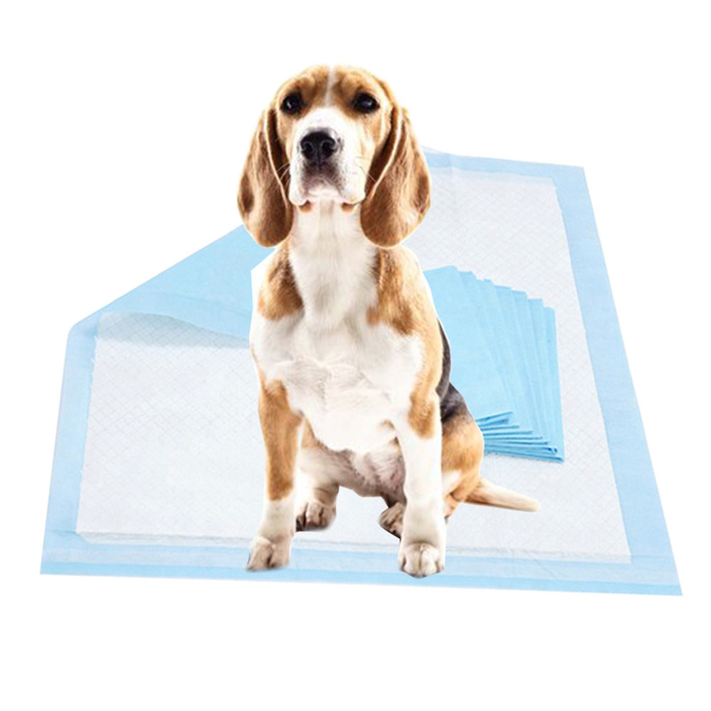 Disposable Super AbsorbentBlue Underpad, Wholesale Price Pet Diaper Pad