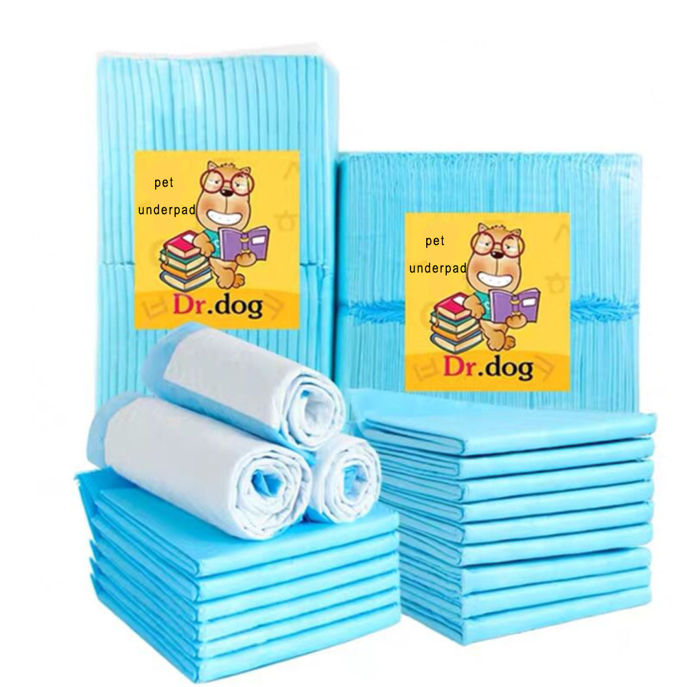 Disposable Blue Underpad For Dogs 60x90cm Made In China