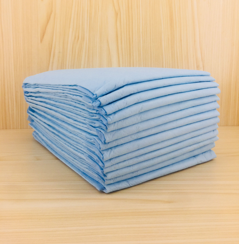 Disposable Bed Pad/underpad For Incontinence, Disposable Underpad