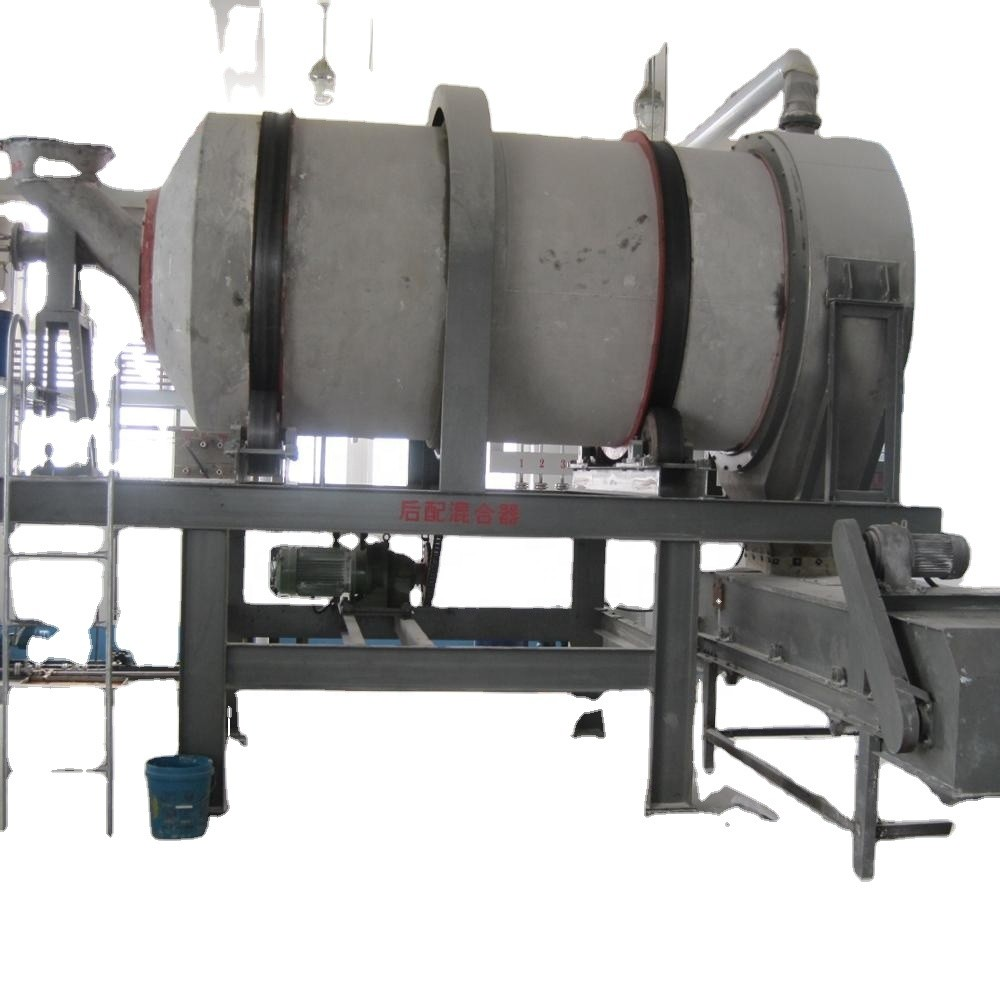 Supplier for detergent powder mixer washing powder production line with spray tower