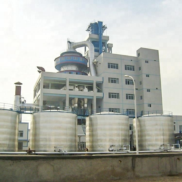 Turnkey Project Washing Powder Making Machines/Washing Powder Production Line/Washing Powder Plant
