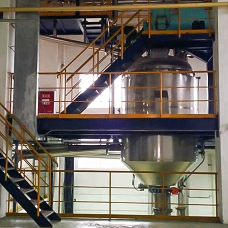 r High Efficiency & Low Cost Detergent Powder Production Equipment/Washing Powder Production Lin/Laundry Powder Machine