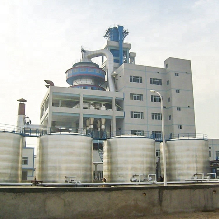 Light Density Detergent Powder Production Line /High Spray Tower Washing Powder Production Line/ModernWashing Powder Line