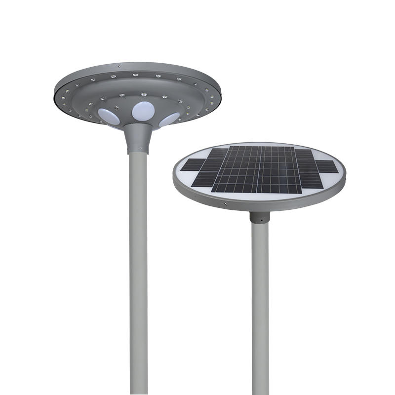 ALLTOP Hot sale aluminum outdoor road solar light park ip65 30w 60w led garden solar light
