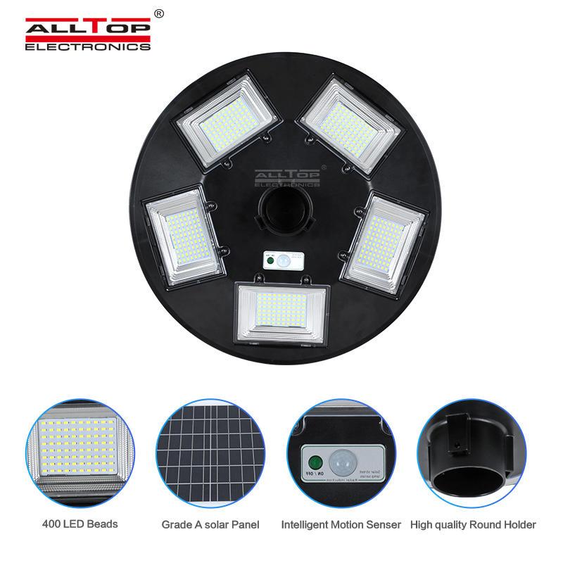 ALLTOP Energy saving modern garden light smd integrated waterproof 300 500 W solar light for garden