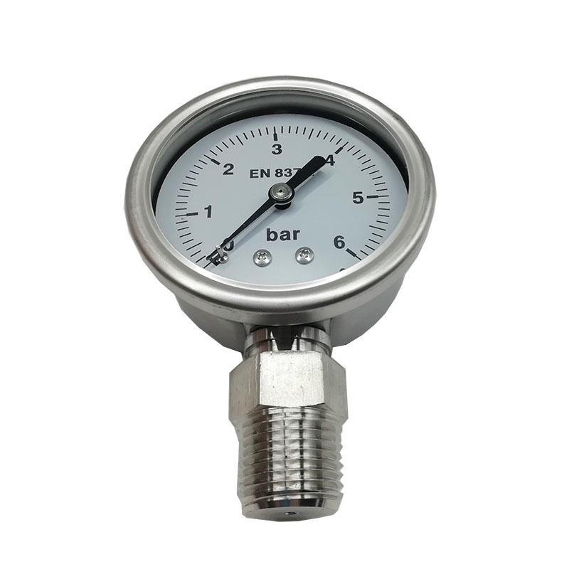 Industry Manometer PG20-2.5 Stainless steel Pressure Gauge Manometer air pressure gauge