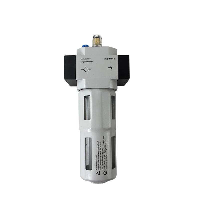 Aluminum Alloy Filter Regulator FRL LOE-1/2-D-MIDI-E LOE-1-D-MAXI Air Filter Pneumatic Lubricator