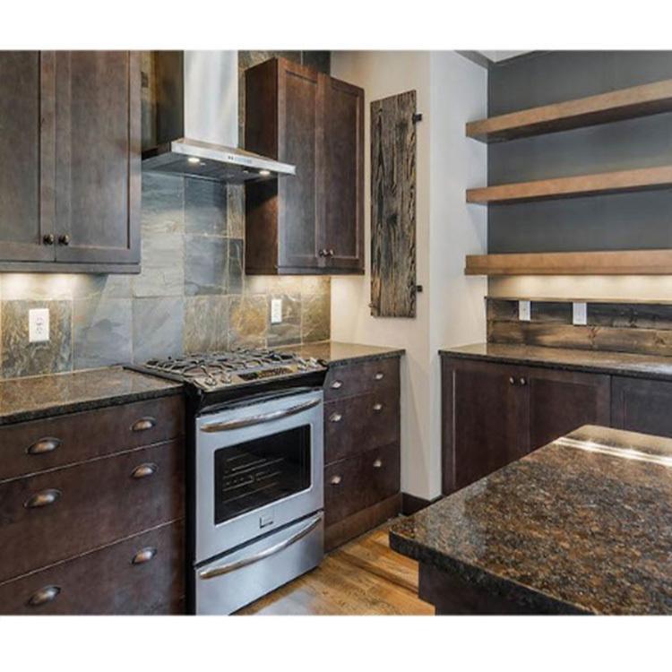 Made In China Custom Design Furniture Wood Kitchen Cabinet Sets