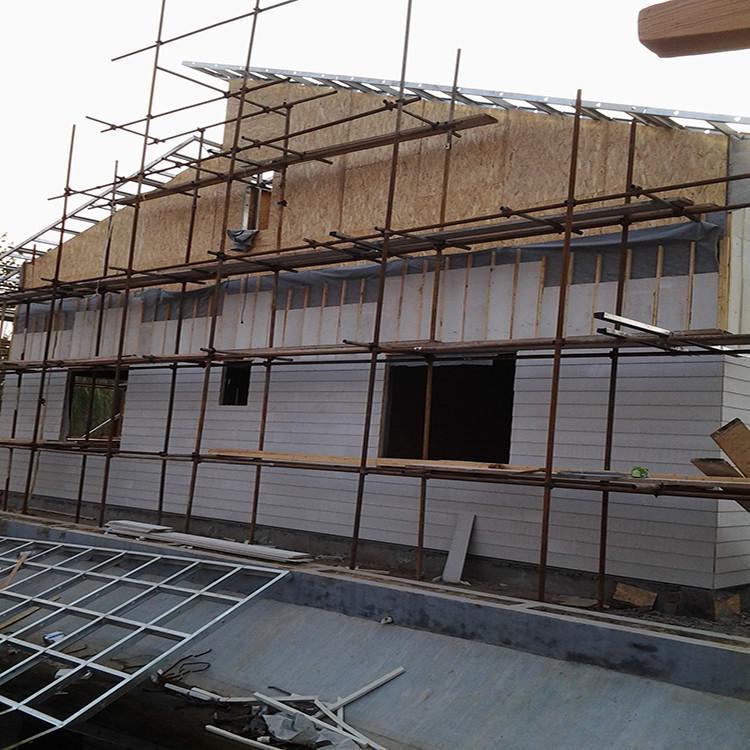 3 Bedrooms Prefabricated Steel Structure Luxury Villa