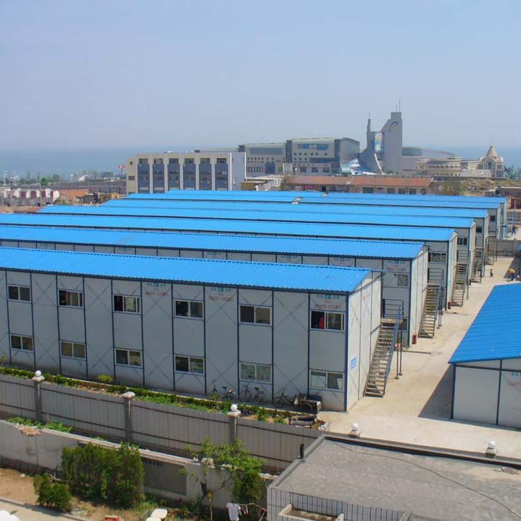 Low Price Prefab Sandwich Panel Steel Prefabricated House Prices