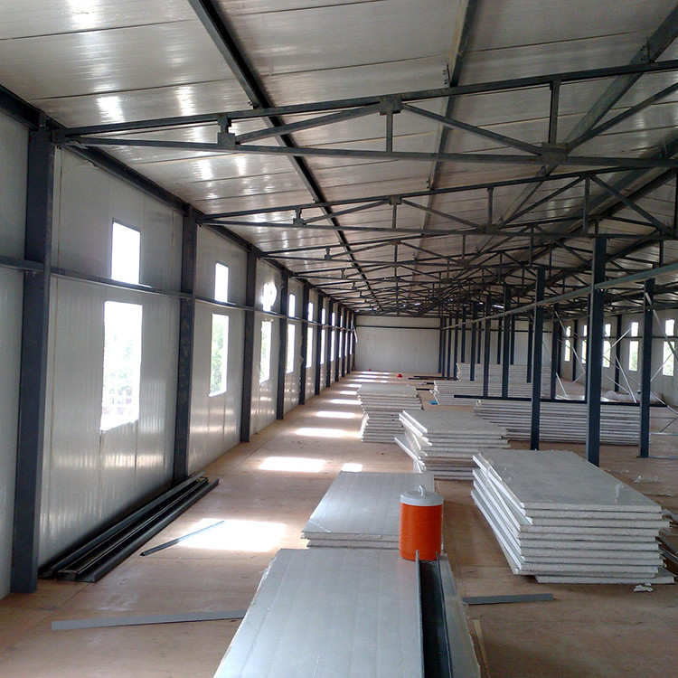 Easy installation accommodation cheap prices house prefabricated