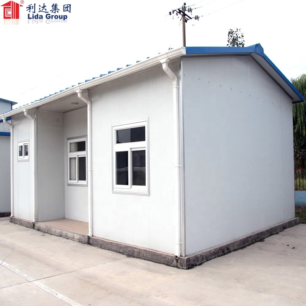 Low Cost prefabricated house containerized house unit