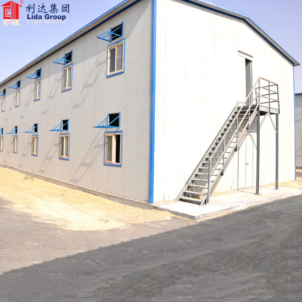 Low Cost Prefabricated Houses In Algeria