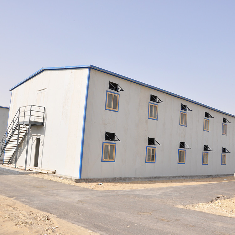 Fast portable temporary after disaster housing