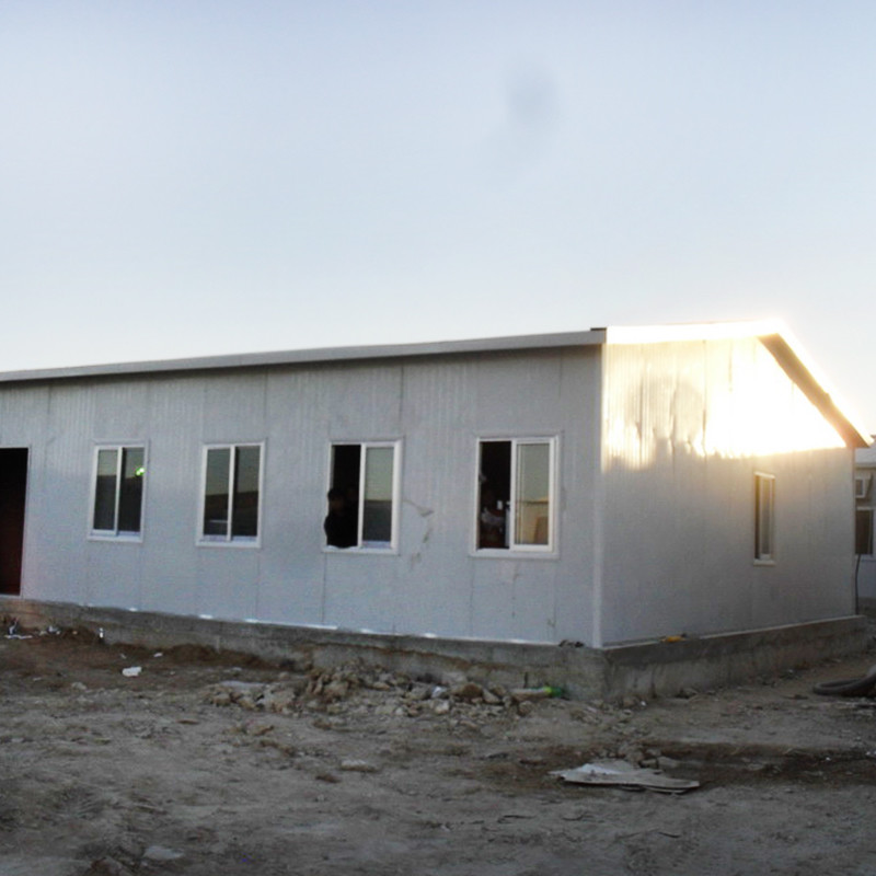 Romania prefabricated mobile house for labor camp accommodation/ hotel /office