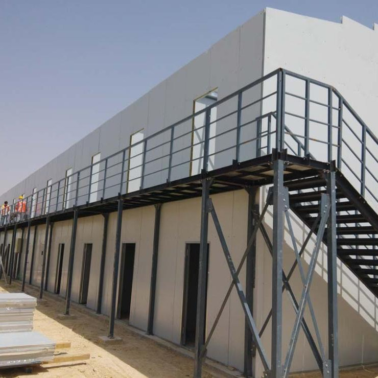 Sandwich Panel Prefabricated House Low Cost Prefabricated Eps Houses