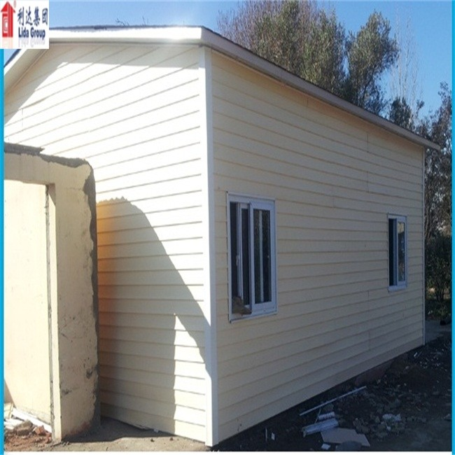 Temporary Cheap prefab Housing for Export work dormitory