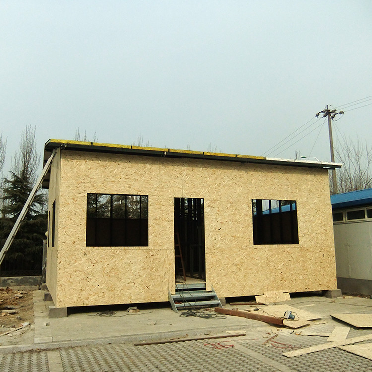 Prefab Design Portable House Light Steel Villa For Sale
