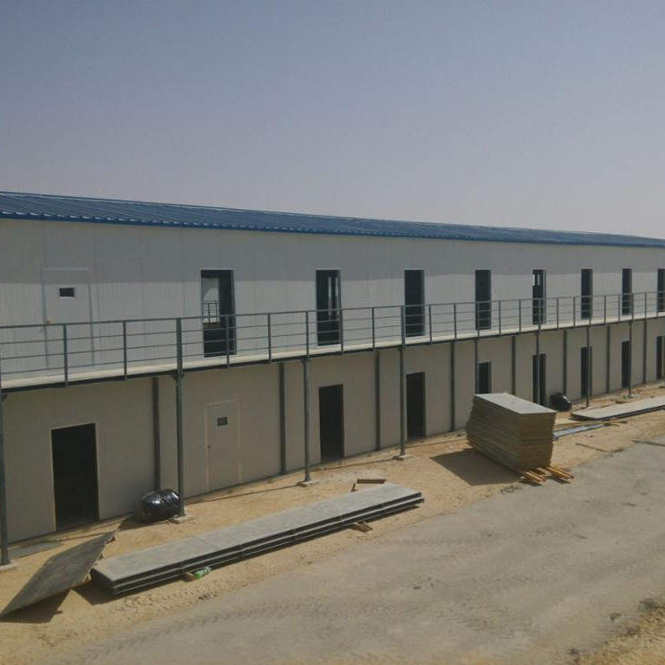 Indonesia Standard Camp Accommodation Mining Prefabricated Houses