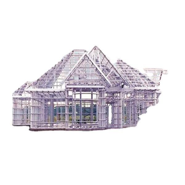 luxury villa prefabricated modular home