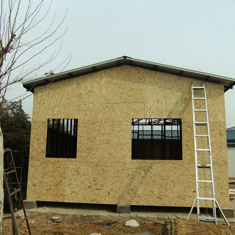 Cheap Prefab Home Kits Houses Steel Structure Villa Made In China