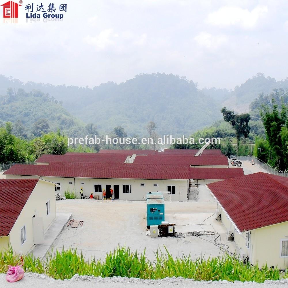 prefabricated house (prefab house,light steel villa)