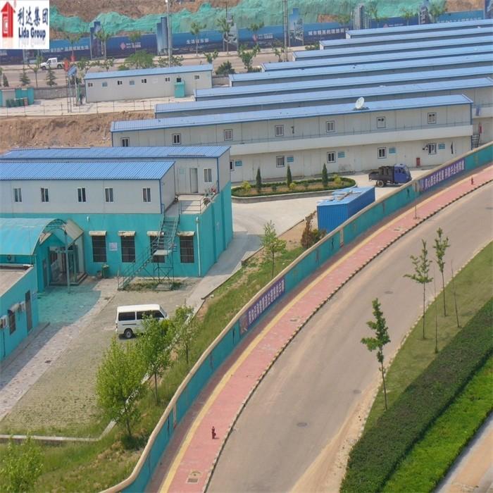 PrefabTemporary Housing for Labor