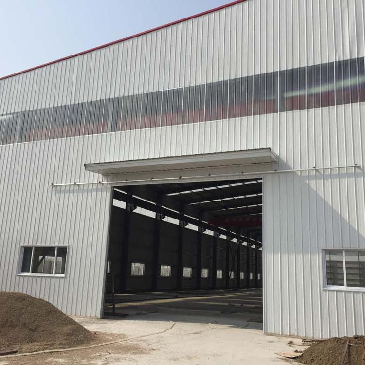 High quality steel structure prefab factory chicken nest
