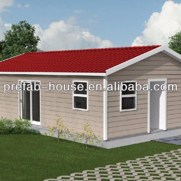 2013 flexible design movable modular house with 2,3,4 bedrooms
