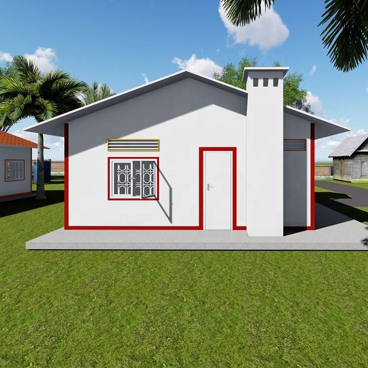Cheap prefabricated modular homes prefab house india for sale