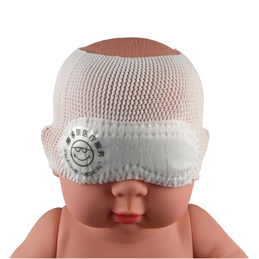 Infant Eye Mask Dedicated Blu Ray Eye Shield Neonatal Phototherapy Eye Mask