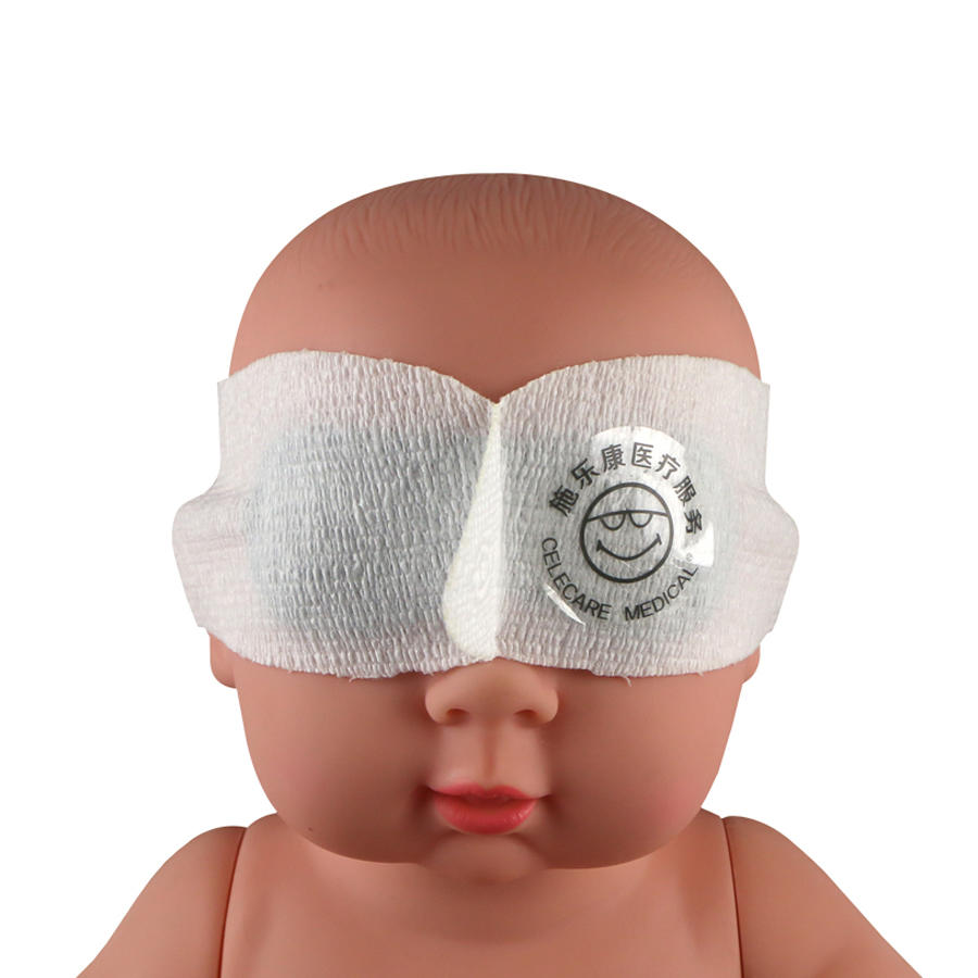 Neonatal Phototherapy Eye Mask Eye Shield Protector Anti-Blue Baby Eye Mask