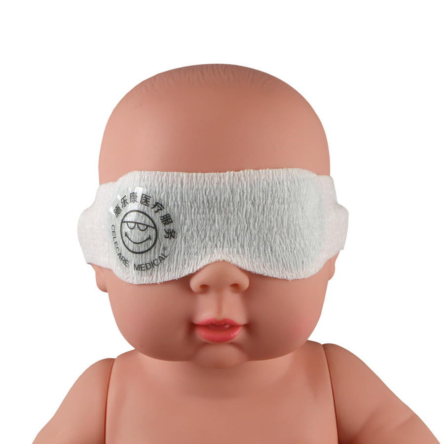 Phototherapy Eye Shield Protector 4.2*27 CM Infant Eye Mask