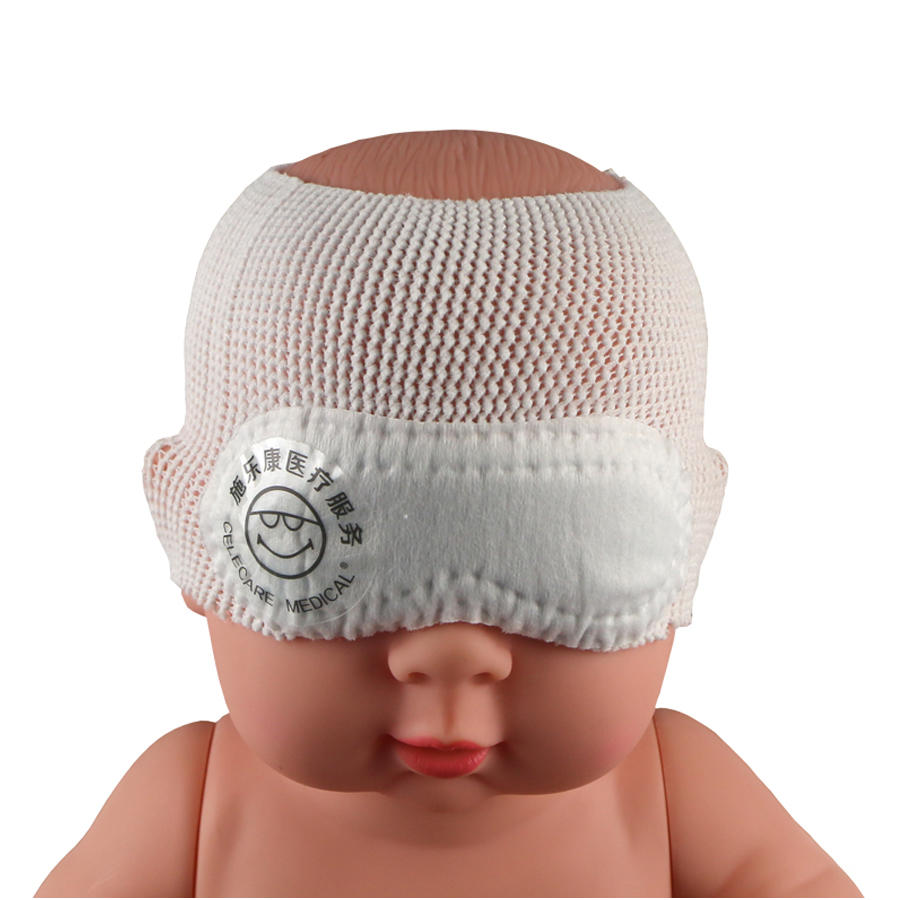 Neonatal phototherapy eye mask bluray eyeshield sleep infant eye mask