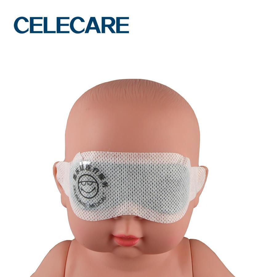 CELECARE Infant Eye Shield Neonatal Phototherapy Non-Woven Phototherapy Eye Mask