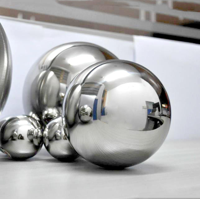 Stainless steel Ball for Table Decoration