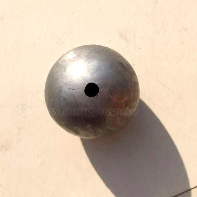 Hollow Iron SteelSphere for Artwork Decoration